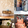 Old suitcases get a new place to travel