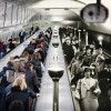 Side by side with the past: London Underground then and now